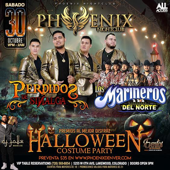 Halloween Party | Los Perdidos de Sinaloa