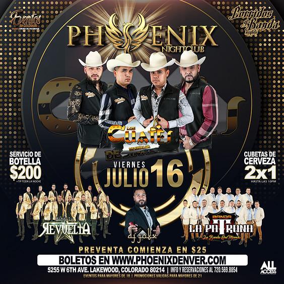 Los Cuates de Sinaloa   Corridos y Banda Nights