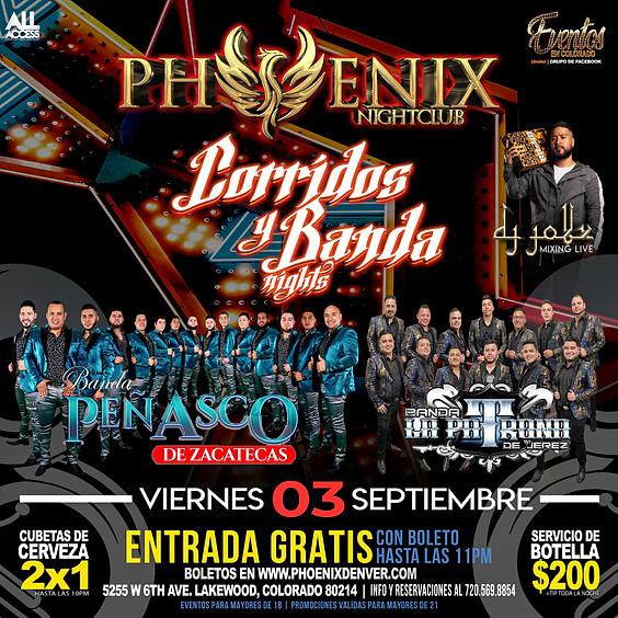 Corridos y Banda Night   Banda Peñasco