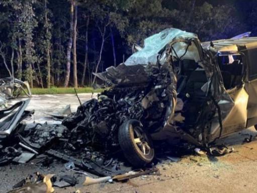 Niemcy: Wypadek busa na autostradzie. Nie żyje pięcioro Polaków