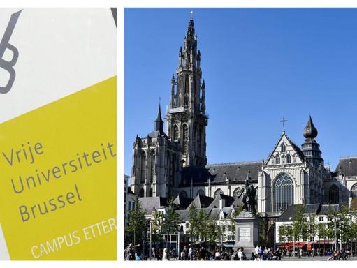 """Koronawirus: """"Zamknięcie Antwerpii jest jedynym rozwiązaniem"""", uważa Dirk Devroey z VUB"""