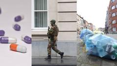 Co zmienia się od dziś : niebieskie worki, żołnierze na ulicach...