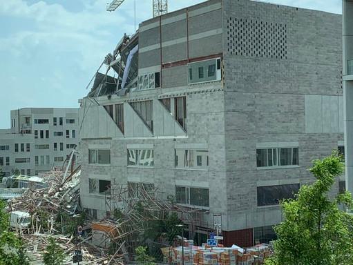 Zawalenie się budynku w Antwerpii: wzrasta liczba ofiar