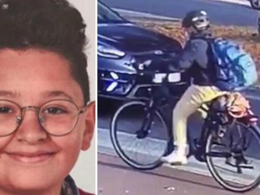 Ilias, 12 lat, wciąż poszukiwany