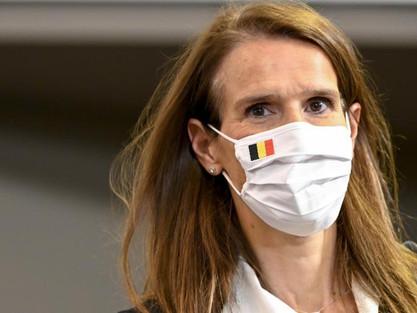 Koronawirus : Nowe ograniczenia ogłoszone przez Sophie Wilmès