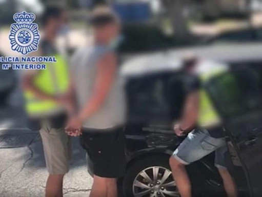 Belgijski pedofil aresztowany w Hiszpanii