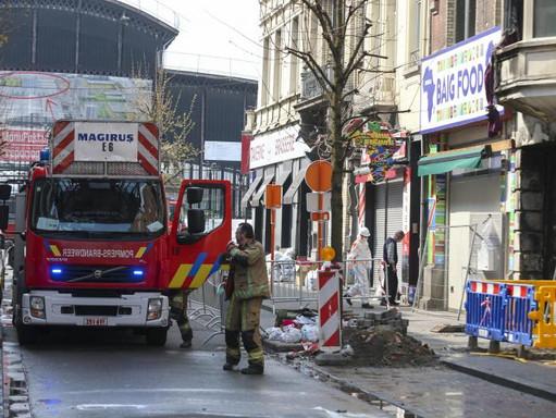 Pożar na Anderlecht : wzrosła liczba ofiar