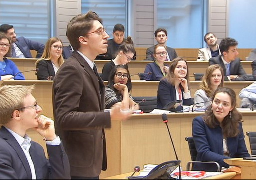 Parlament Młodzieży Wallonie-Bruxelles rekrutuje!