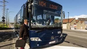 """""""Express"""" - Linia autobusowa łącząca Waremme z Namur, ruszy 1 października"""