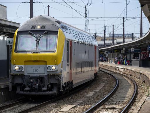 Sncb : Ruch pociągów zostanie przywrócony na całej sieci kolejowej 4 października
