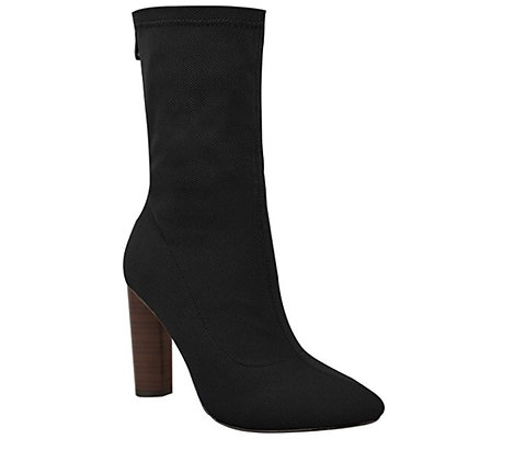 Claudia Knitted Ankle Boots