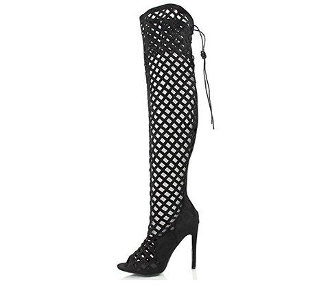 Elnora Cutout Boot