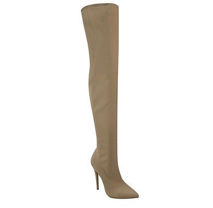 Mocha Brown Boots