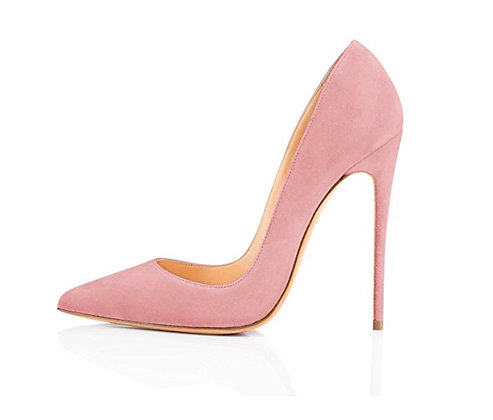 Candy Pointed Toe High Heel