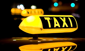 Регистрация в такси