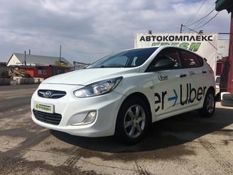 Hyundai Solaris 2012-2015 гг. АКПП 1300р/сутки