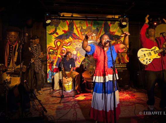 Umalali & Garifuna Collective