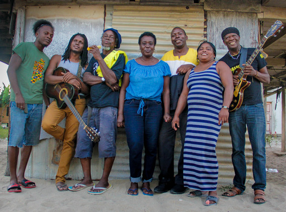 The Garifuna Collective 2019