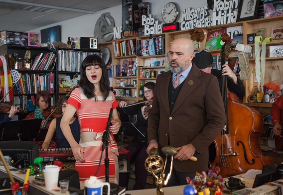 Miramar NPR Tiny Desk Concert