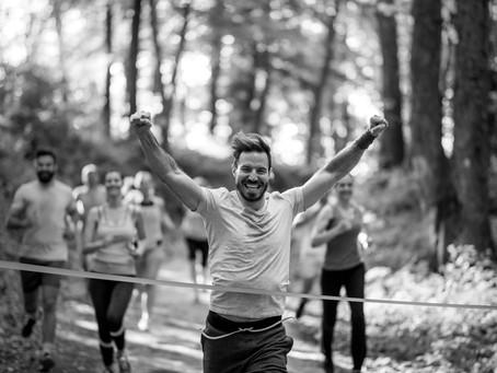Eloge du bonheur…… et de son meilleur dealer : le sport !