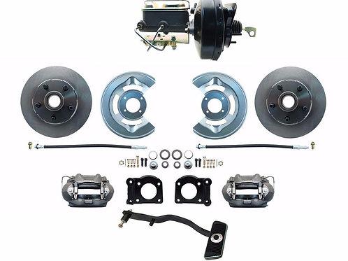 67-69 Power Front Disc Brake Conversion Kit