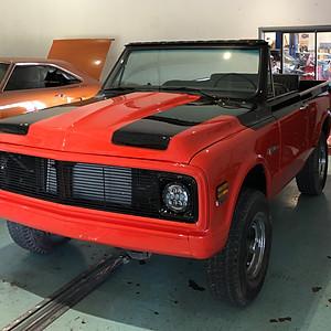 1972 K5 Blazer - Rustoration