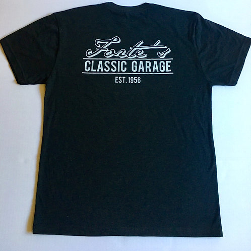 Forte's Classic Garage - Custom Script