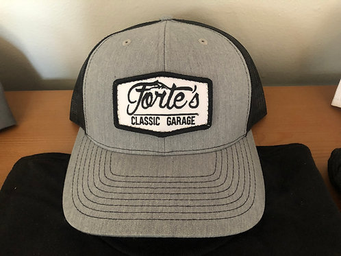 Forte's Classic Garage - Hat with logo