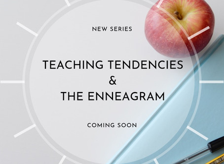 Homeschooling and the Enneagram
