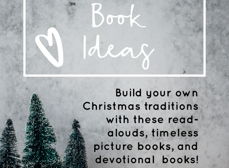 Advent Book Ideas   Picture Books, Read-Alouds, and more