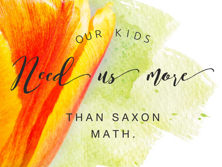 The things I wish I knew when I started homeschooling