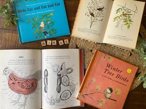Books: #WhatsOnOurShelf - BIRDS