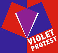 Violet Protest button.jpg