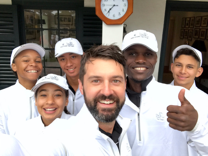 Introducing Our Gamechangers: CEO Andrew Holets from Pro Kids | The First Tee of San Diego