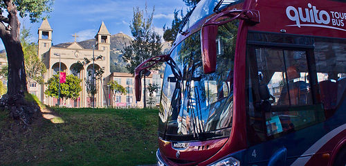 Tours en Quito Tour Bus