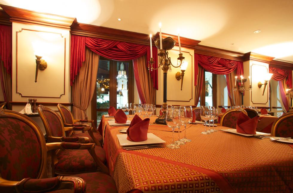 Restaurante La Belle Epoque