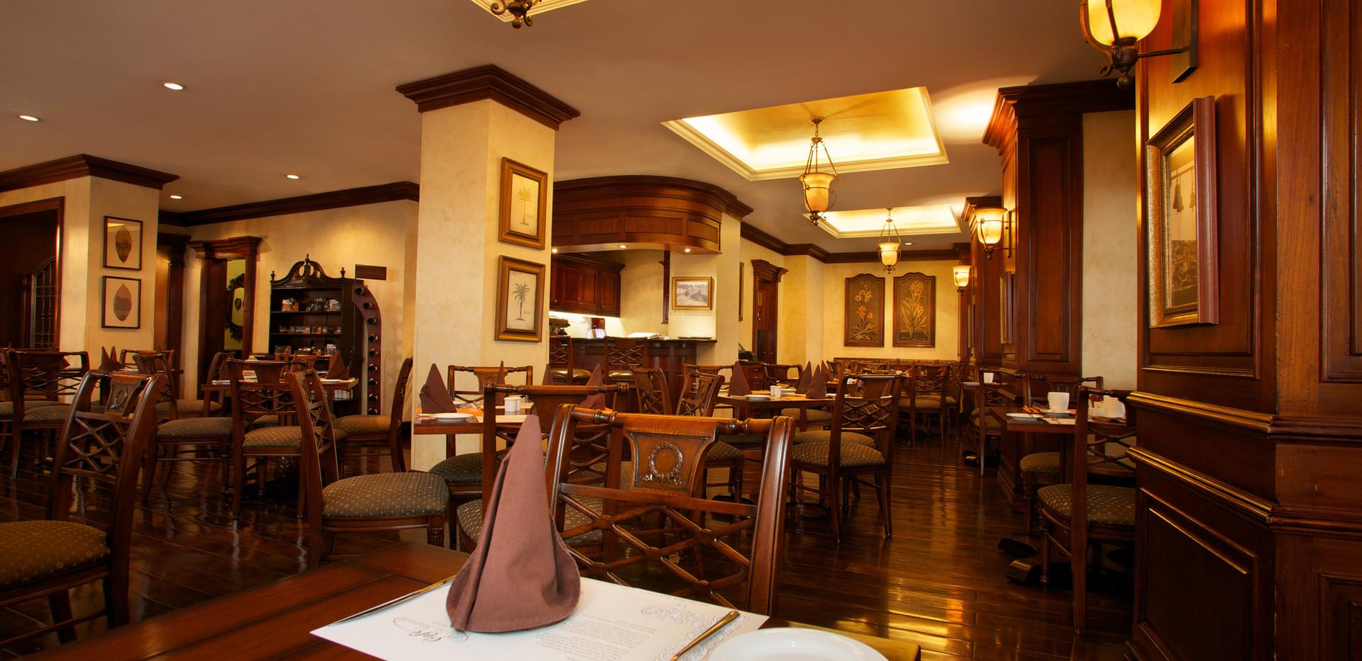 Café Plaza Grande