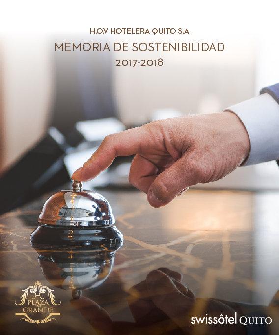 Sostenibilidad Hotel Plaza Grande
