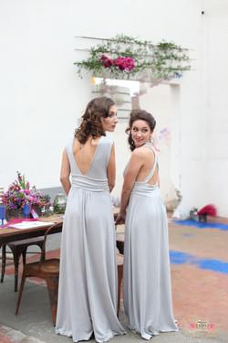 robe de mariage témoin