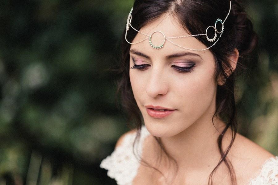 Maquillage coiffure Anna Cruz