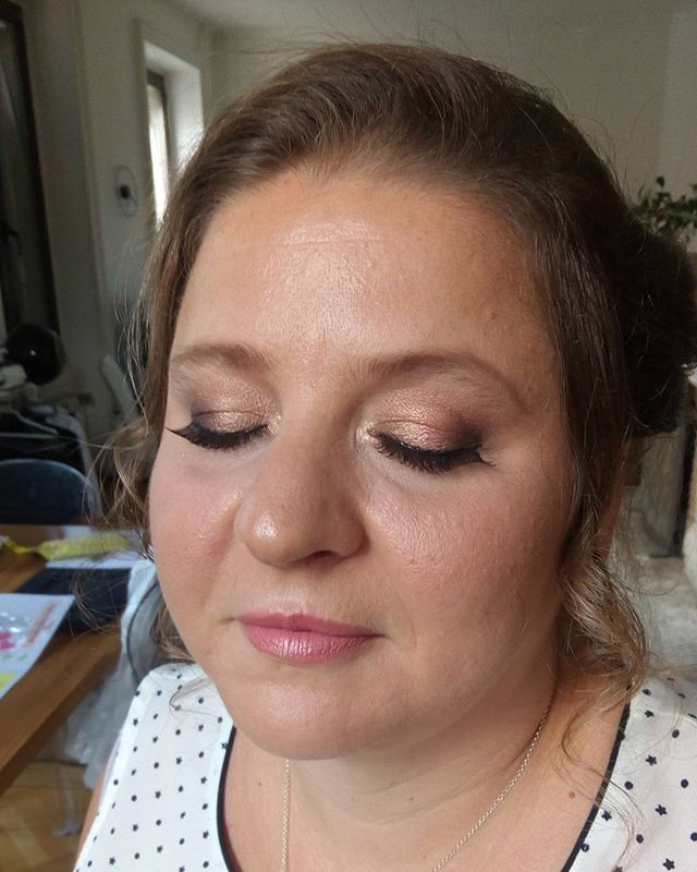 Essai makeup mariage!_www.haircutmakeup