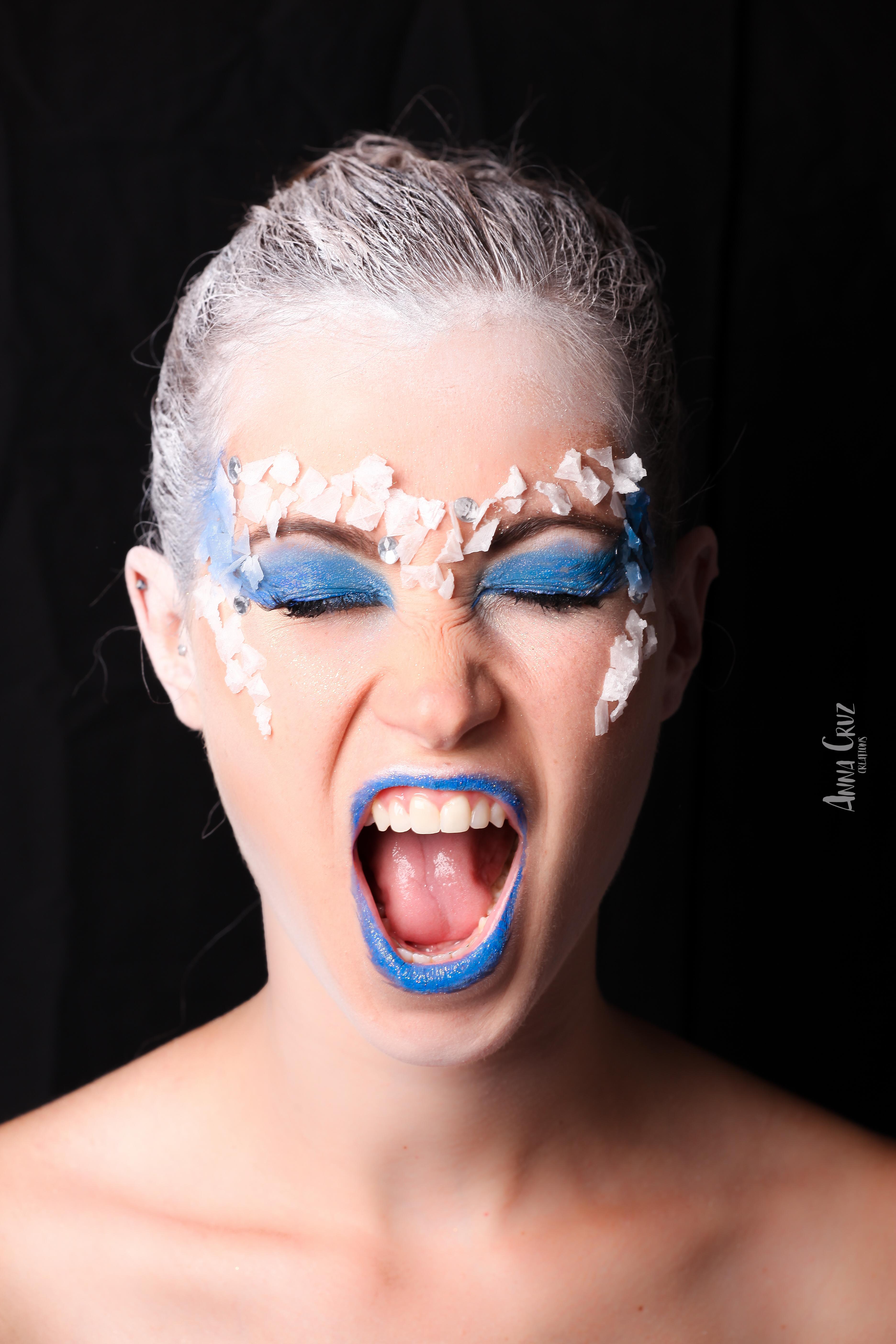 Claire Blue Lagon Glace