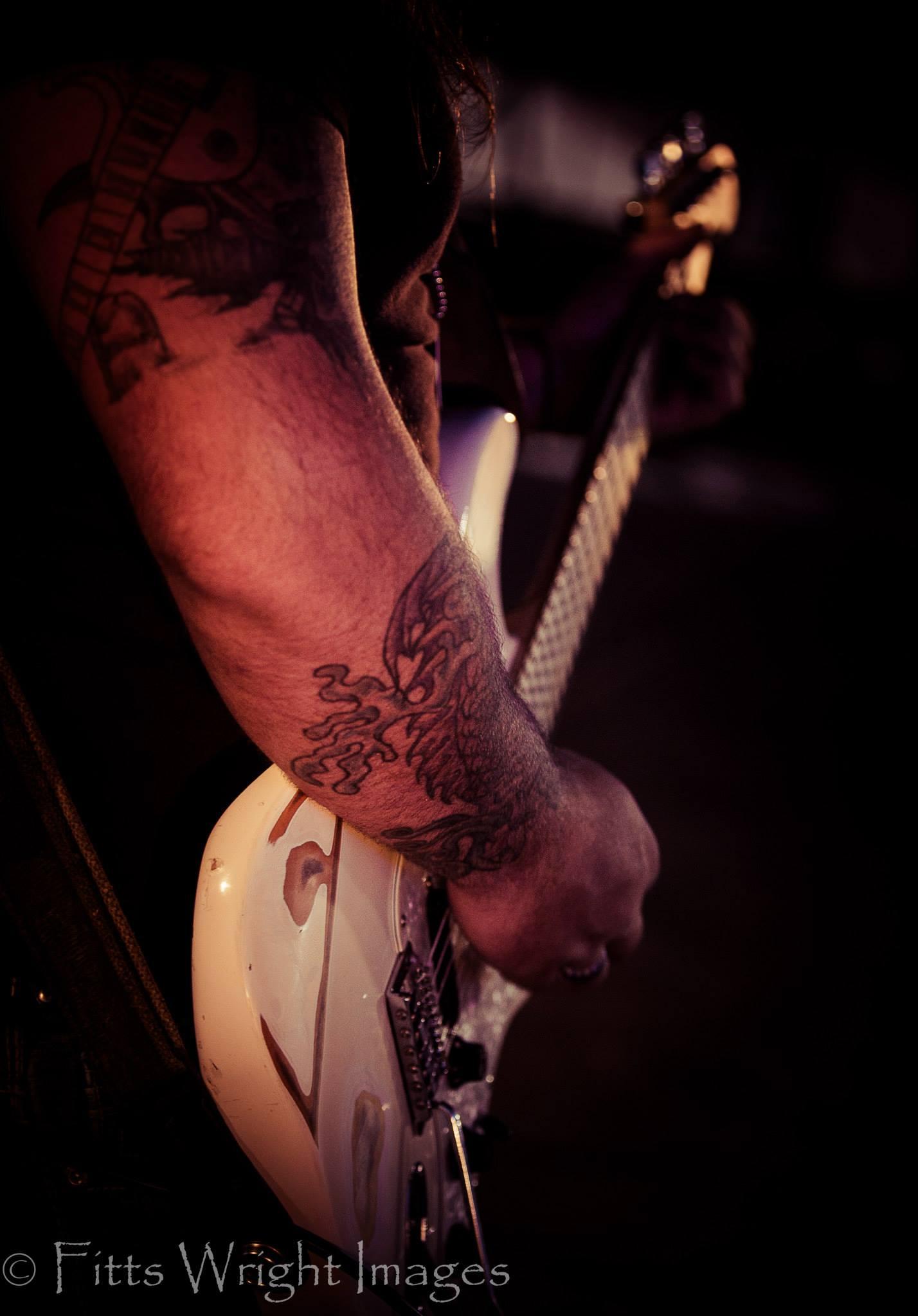 Guitar & Tattoos