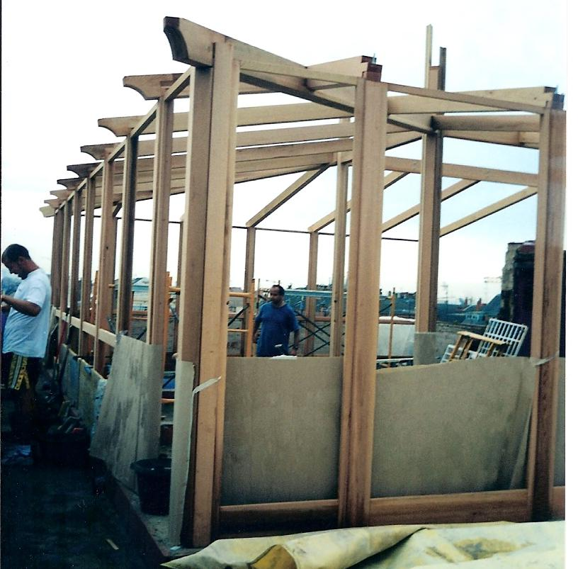 Casa madera