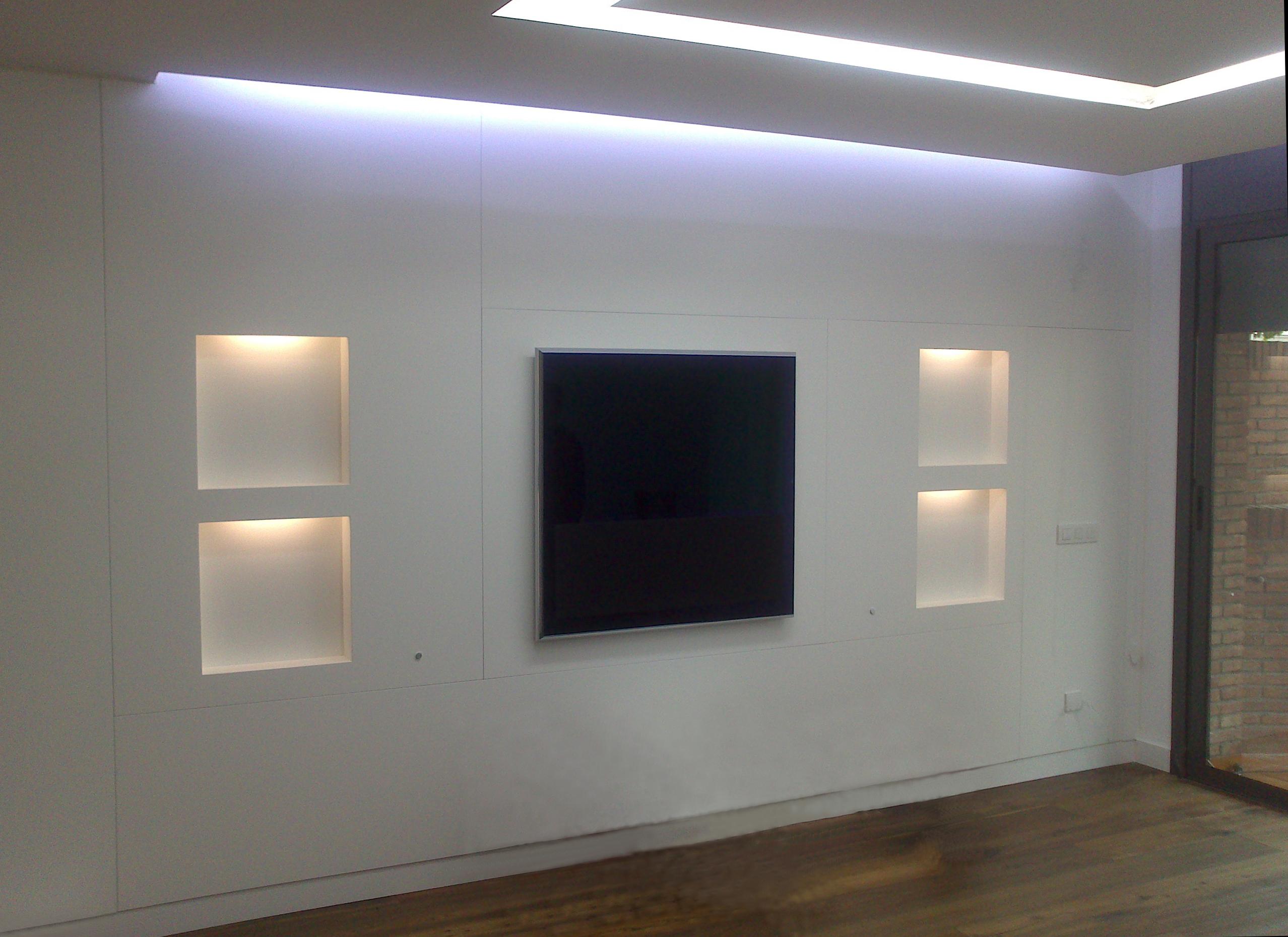 Plafón TV
