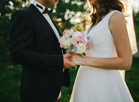 WRITING YOUR VOWS (my favourite part)