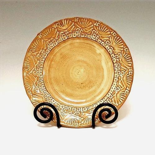 Buttercream Plate