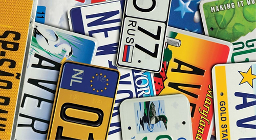 License_pLate_stack