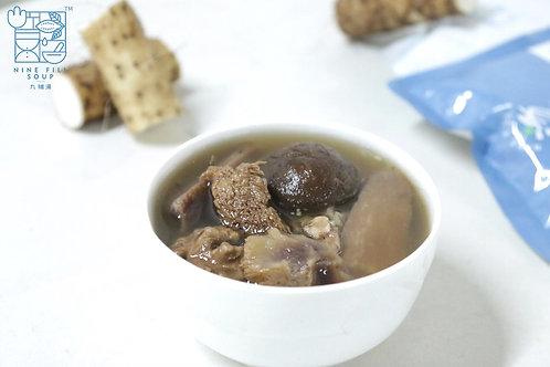 猴頭菇養胃湯