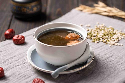 綠豆薏米海帶排骨湯